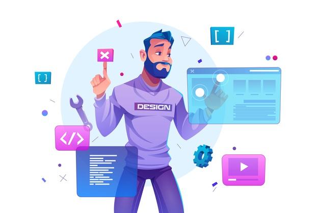 profession in 3d designing