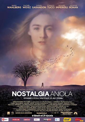 Polski plakat filmu 'Nostalgia Anioła'