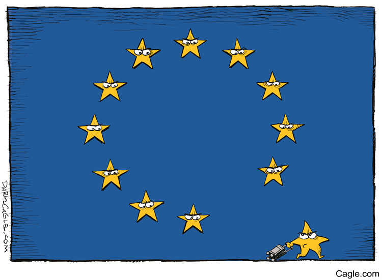Image result for brexit political cartoon