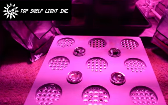 LED - space age technology at your fingertips