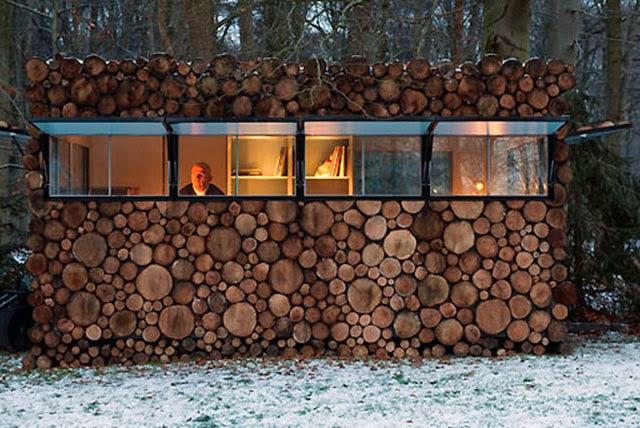 Dosis arquitectura alba iler a de madera - Arquitectura en madera ...