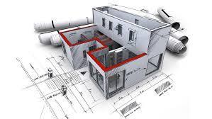 Mẫu thiết kế kiến trúc dành cho nhà ở