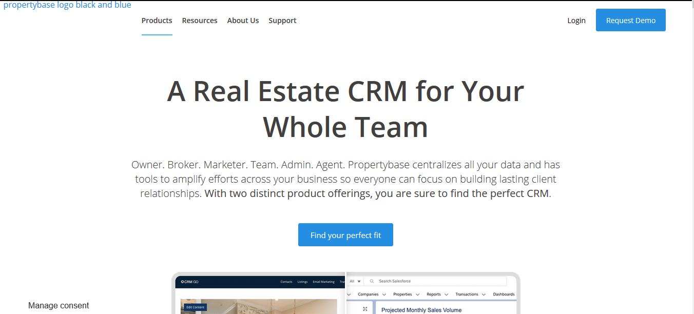 Propertybase CRM for Real Estate