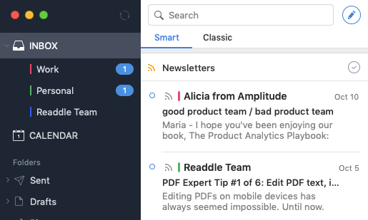 Connect to Your Email Account - Readdle Knowledge Base