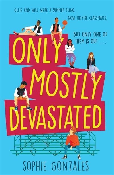 YA Books - Only Mostly Devastated