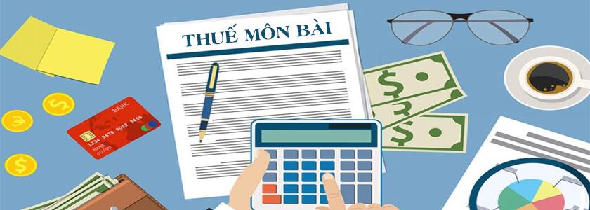 Nộp thuế môn bài là điều bắt buộc với các hộ kinh doanh dịch vụ cho thuê nhà