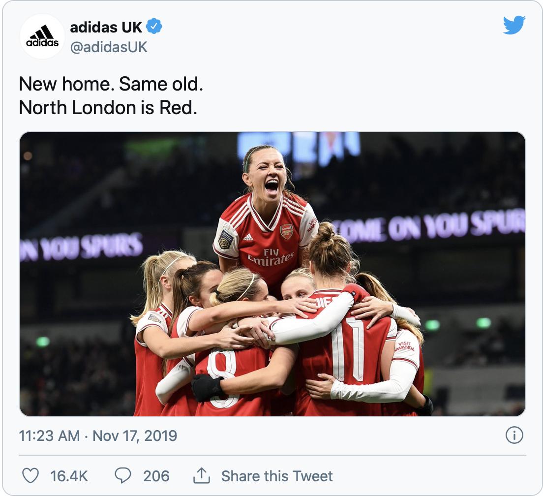 Adidas UK Brand Fail of 2021