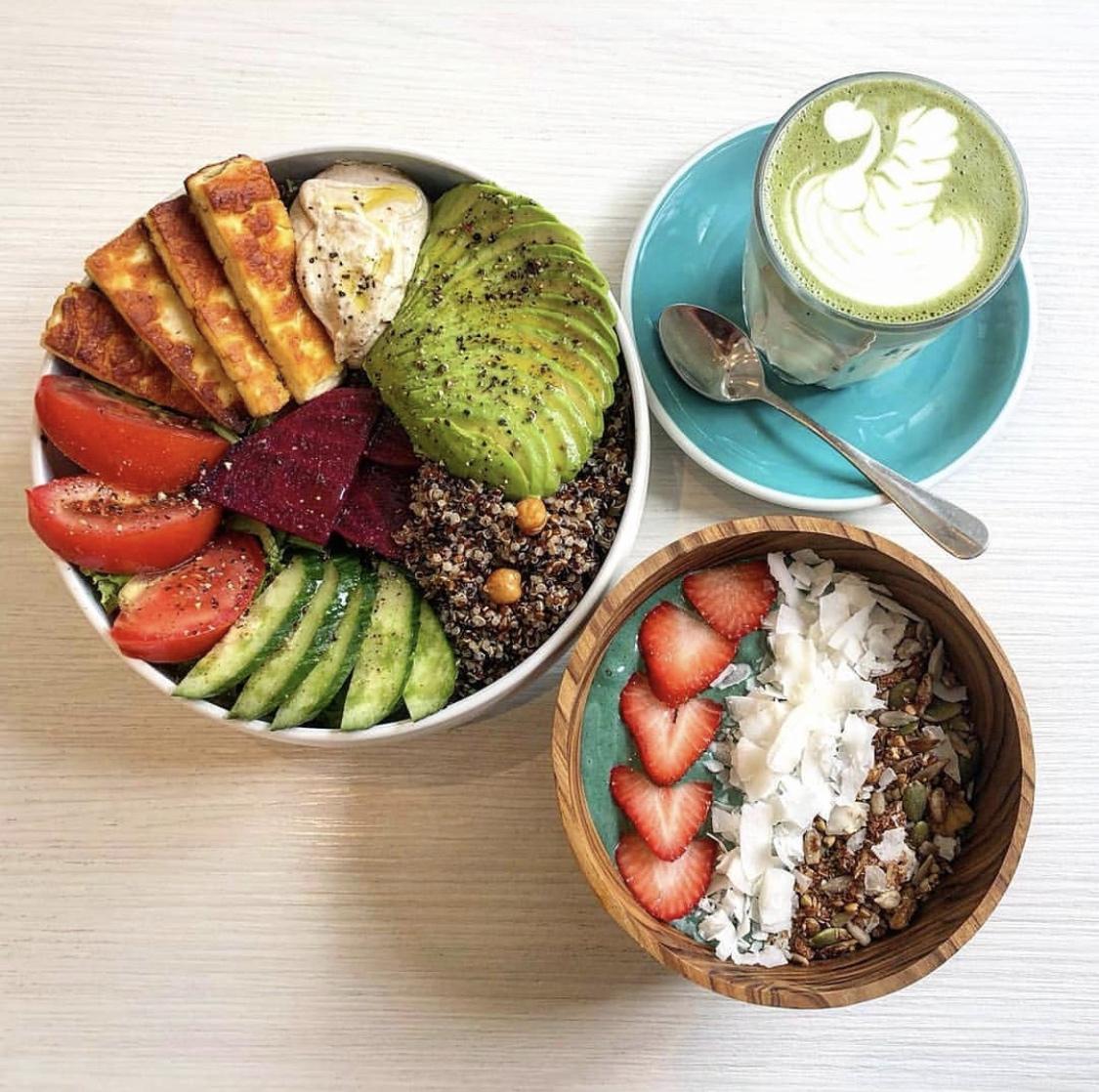 bowl yogurt