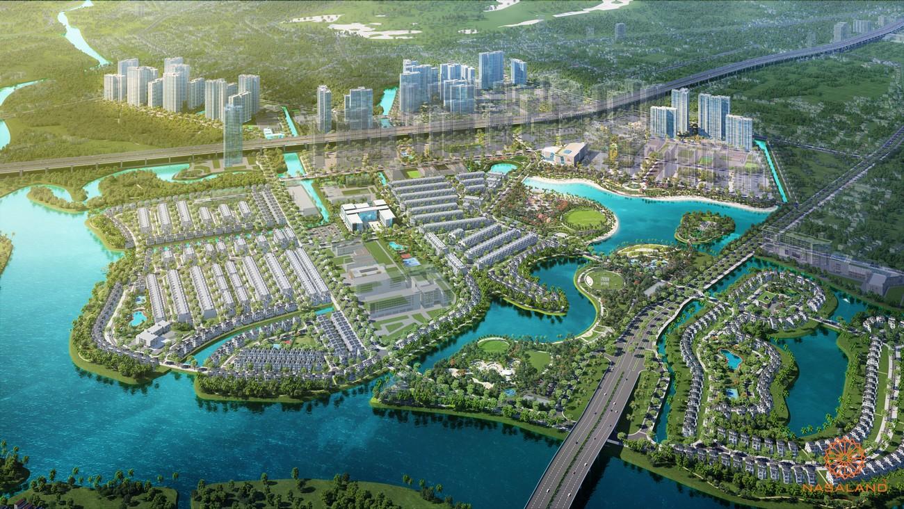 Hình ảnh phối cảnh dự án - Chuyển Nhượng Vinhomes Grand Park