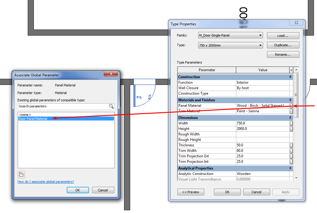 Model Parameters - Configuration in Revit - Modelical