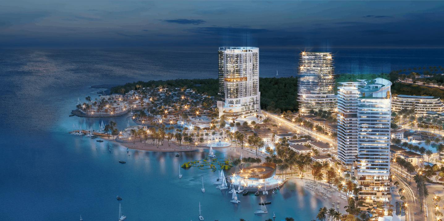 Phát triển kinh tế ban đêm - Dự án Vega City