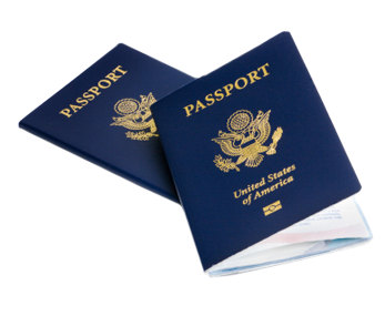 Passport for USA