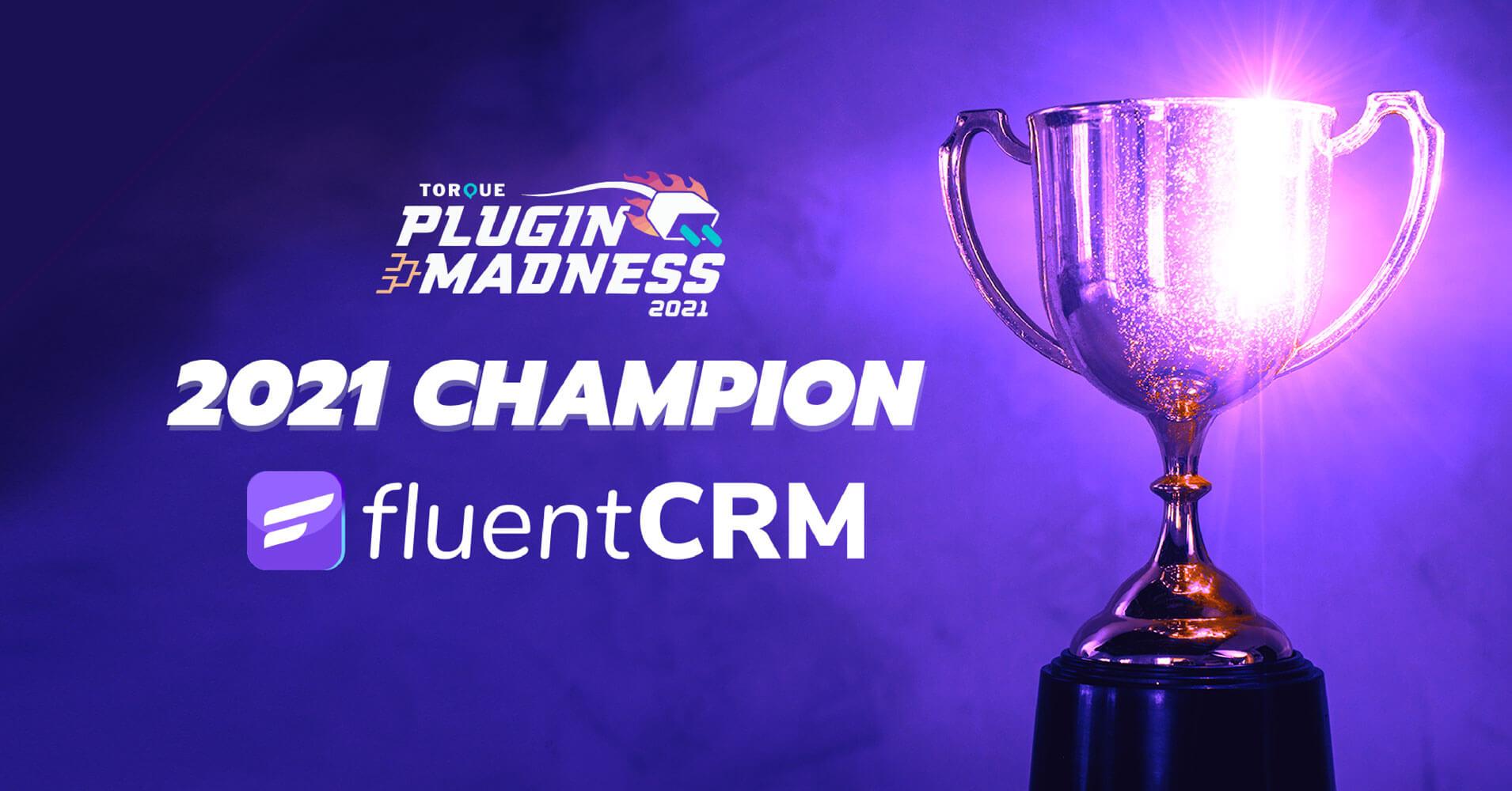 fluentcrm plugin madness win