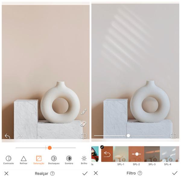 Fotos de objetos com sombra