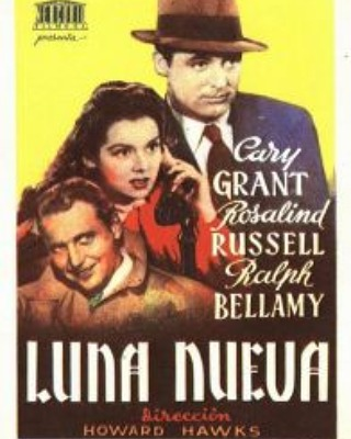 Luna nueva (1940, Howard Hawks)