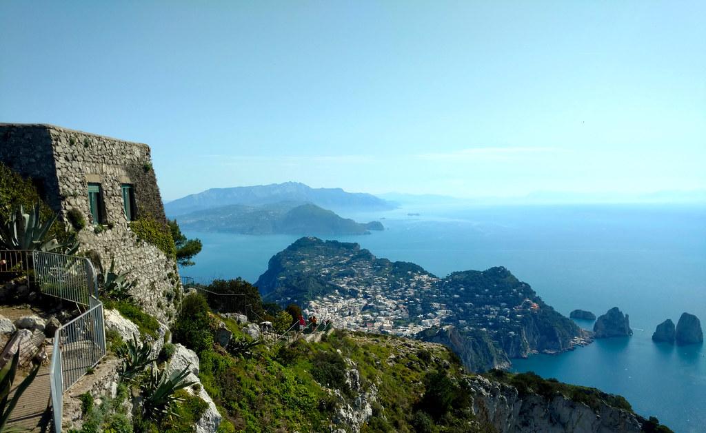 Bagni di Tiberio, Capri