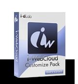 i-WebCloudカスタマイズパック