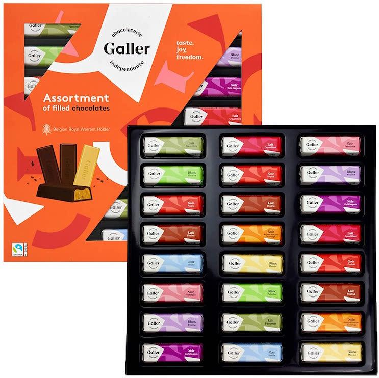 Galler ガレー チョコレート