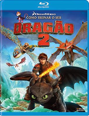 Filme Poster Como Treinar o Seu Dragão 2 BDRip XviD Dual Audio & RMVB Dublado