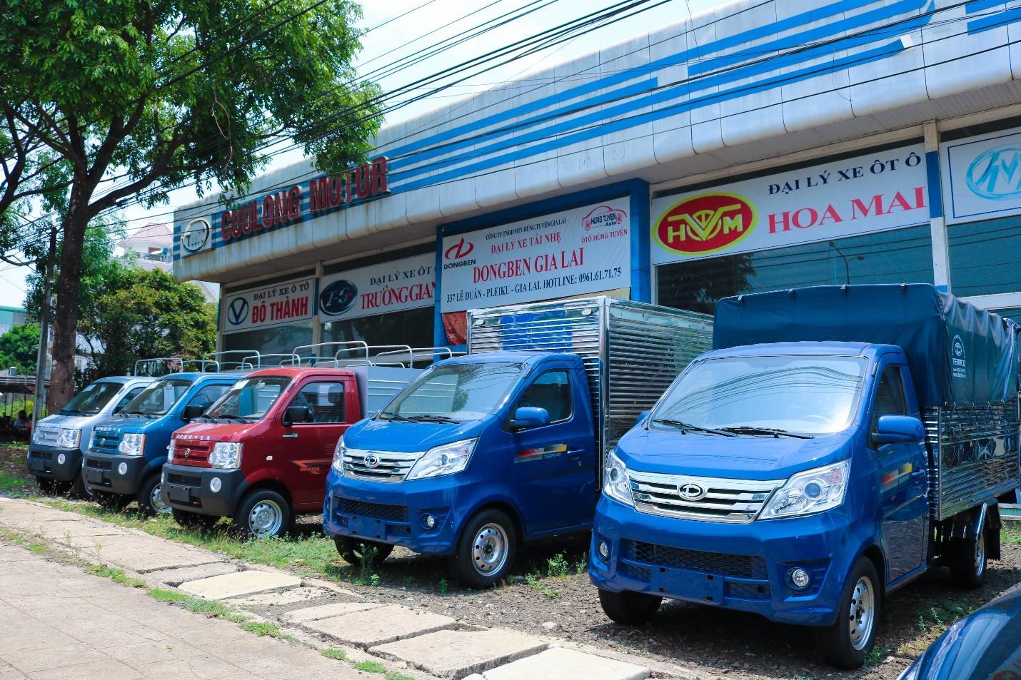 Xe tải chính hãng mang thương hiệu Hyundai - Ảnh 4