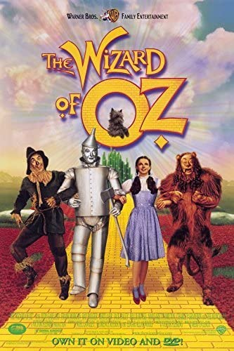 Amazon.com: Movie Posters 11 x 17 The Wizard of Oz: Posters & Prints