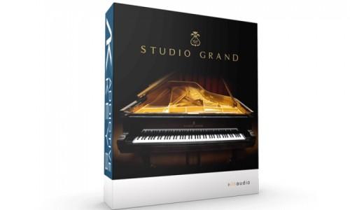 XLN Audio Studio Grand 피아노 건반 가상악기 엑스엘엔오디오 스튜디오 그랜드