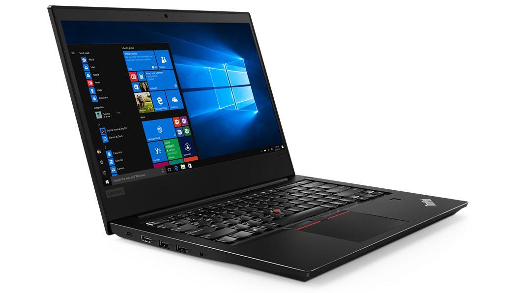 Фото1  Ноутбук ThinkPad E480 (20KN002VRT)