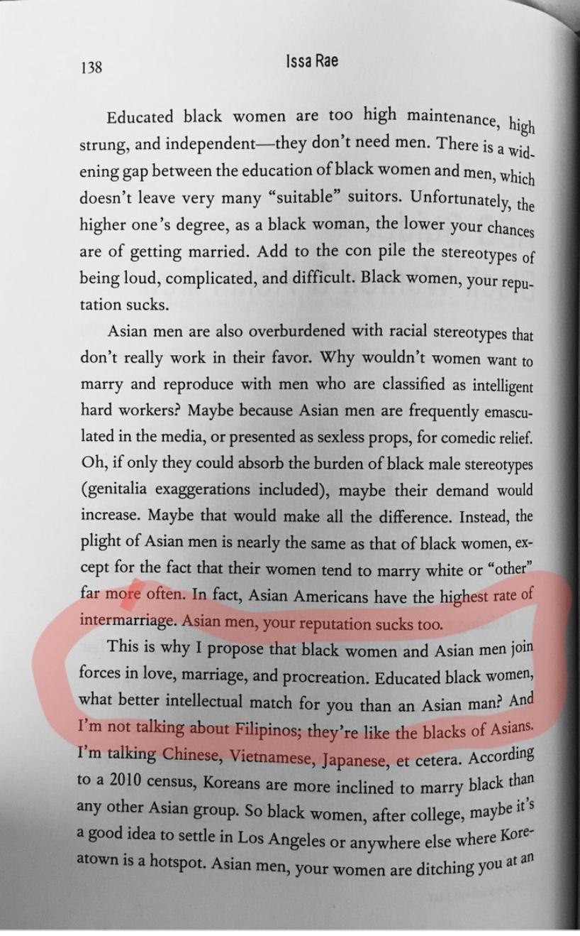 No Black Men, I'm Not Boycotting Issa Rae