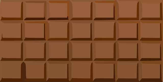 Chocolate, Bar, Sweet, Candy,