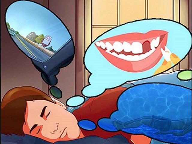 Mơ thấy rụng răng là dấu hiệu cho nhiều điềm báo khác nhau
