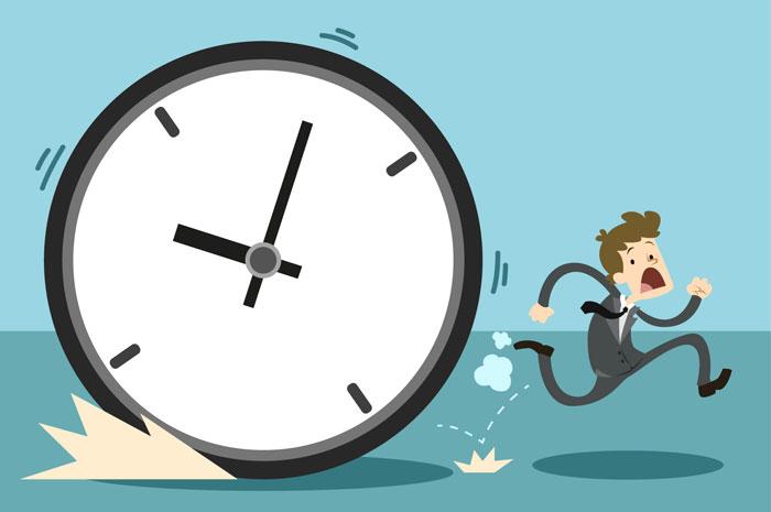الوقت الضائع هو احد المشاكل الكبيرة.. تعرف علي الحلول لتلك المشكلة