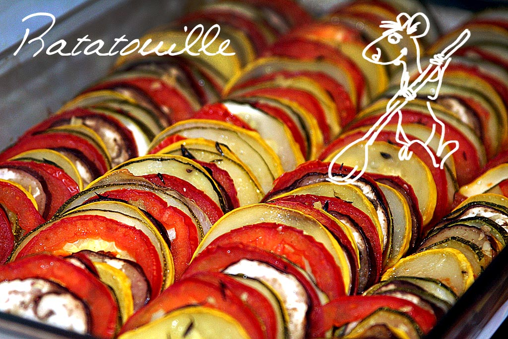 Easy French Ratatouille Recipes — Dishmaps