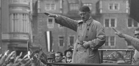 why hitler hated jews