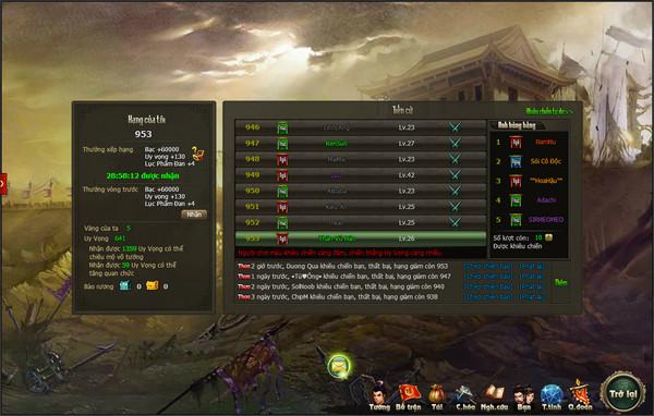 Binh Pháp Tam Quốc ra mắt trên mạng chơi SohaGame 5