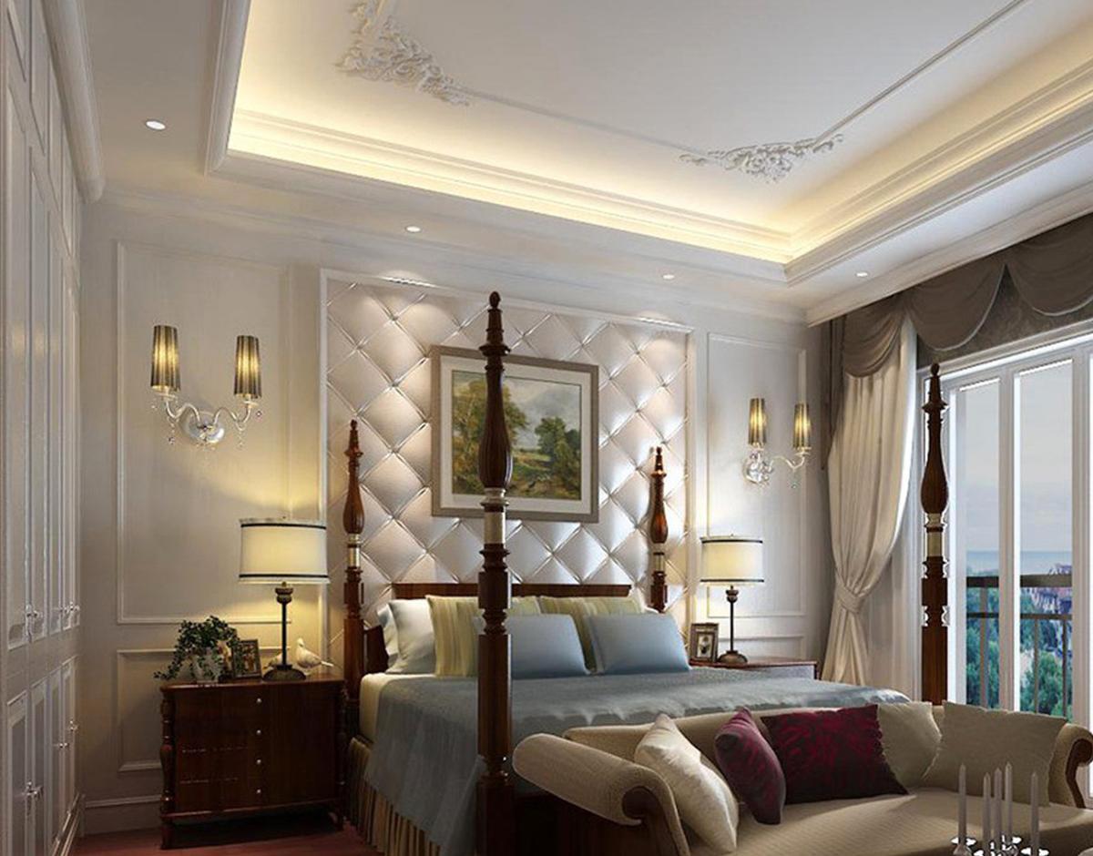 Средняя спальня