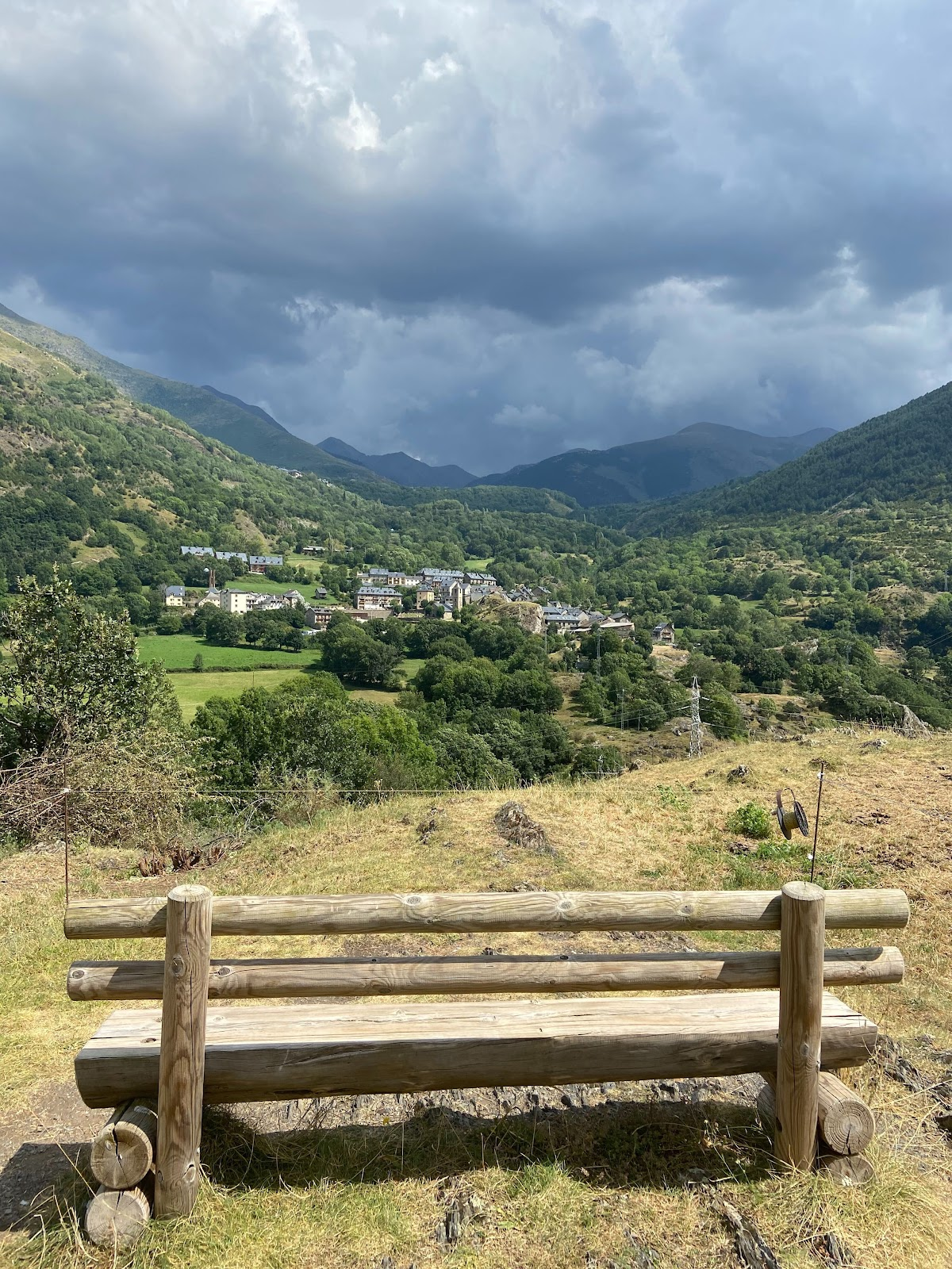 Mirador de Erill la Vall