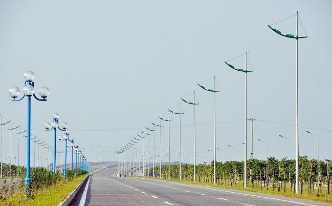 Kết quả hình ảnh cho cột đèn cao áp Phan Nguyễn