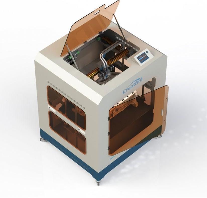 Imprimantă 3D CREATBOT D600