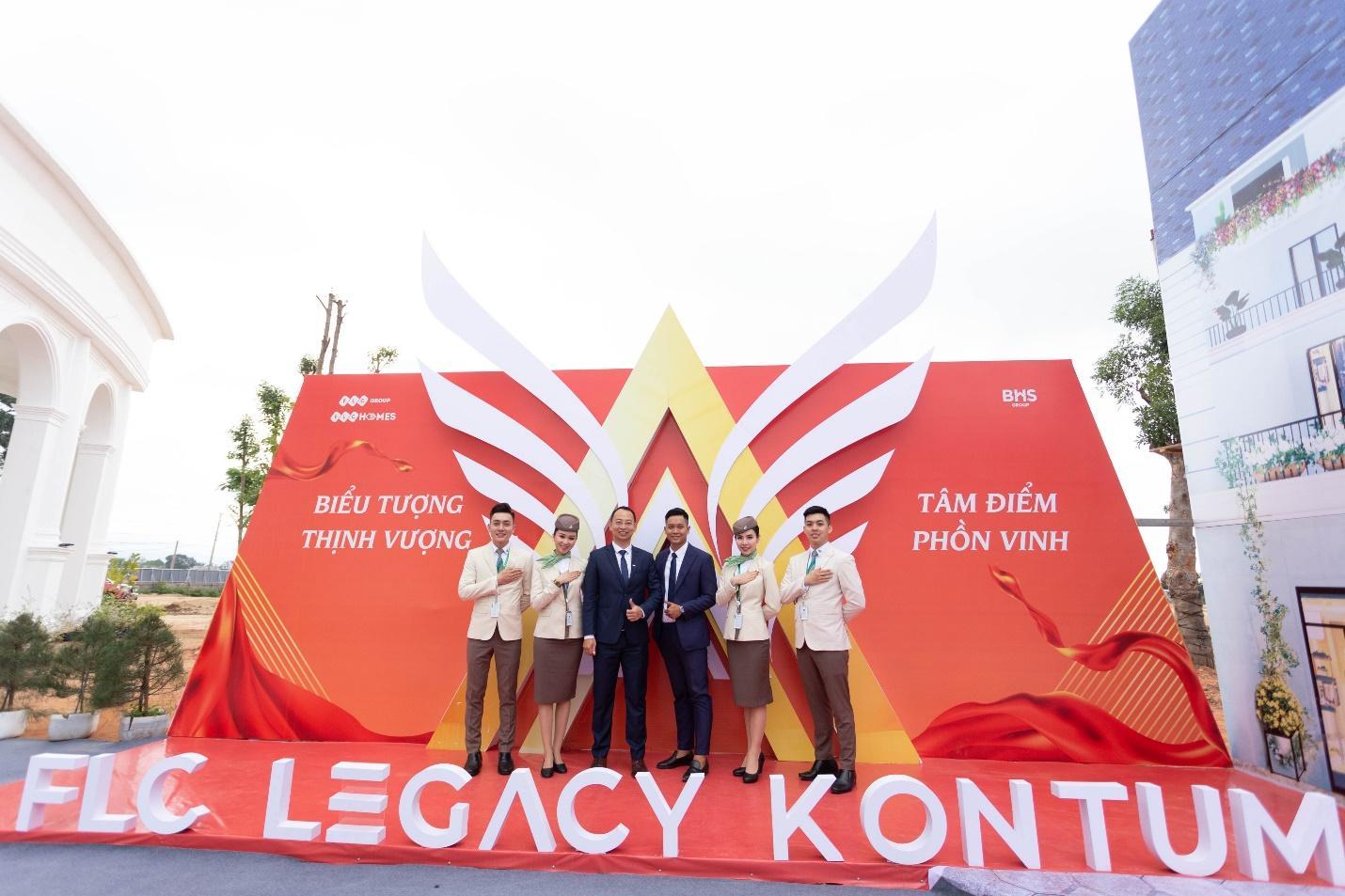 Sự kiện ra mắt FLC Legacy Kontum: Hút hàng ngàn khách hàng từ mọi miền đất nước - Ảnh 1