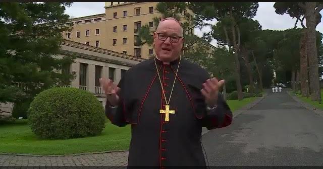 CHUYÊN MỤC: Cùng theo chân Đức Hồng y Dolan: Phần I – Roma