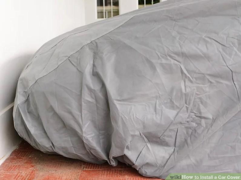 Sarung Pelindung Mobil: Jenis Manfaat +Cara Menggunakan Car Cover