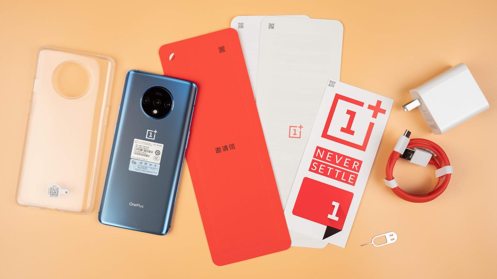 開箱在京東買的一加 OnePlus 7T!該怎麼安裝 Google、刷氧OS? - 2