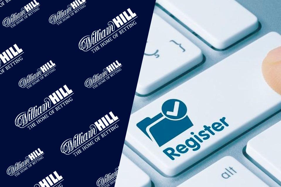 Регистрация в William Hill