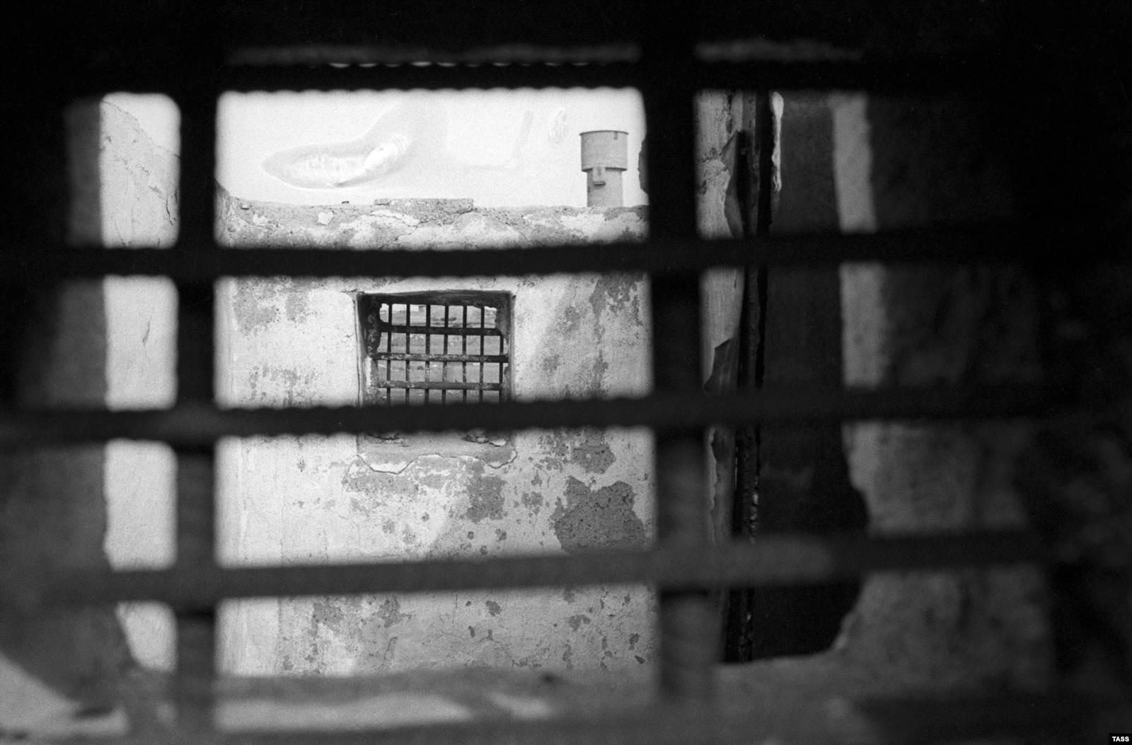 Сохранившиеся с времен Казлага тюремные казематы на руднике «Жолымбет». Фото Владимира Гурина/ТАСС