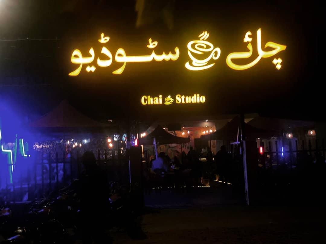 Chai studio Johar Town