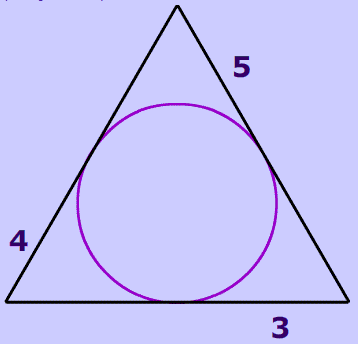 perimeter of a triangle formula geometry the learning point