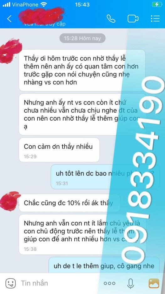 Làm sao liên hệ thầy bùa ở Kiên Giang làm bùa yêu?