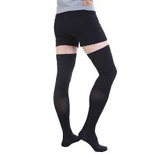 Thigh-high socks for men