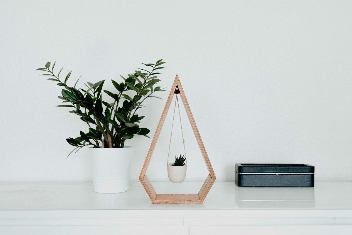 Hanging planter from CBYMCREATIVE