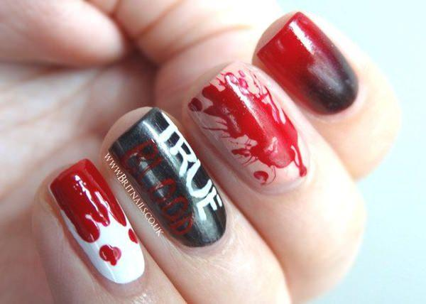 cute nail designs creem (14)
